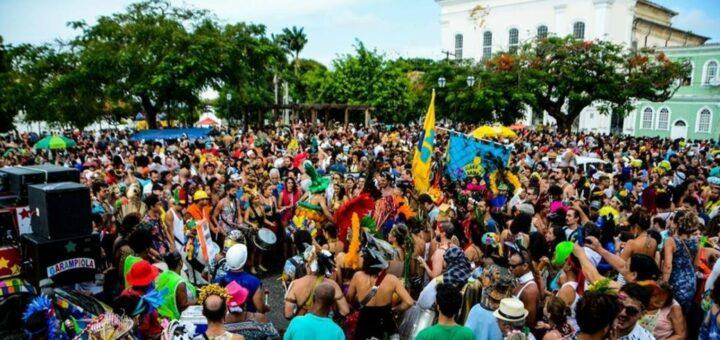 Carnaval Santo Antonio© Esperanca-Gadelha